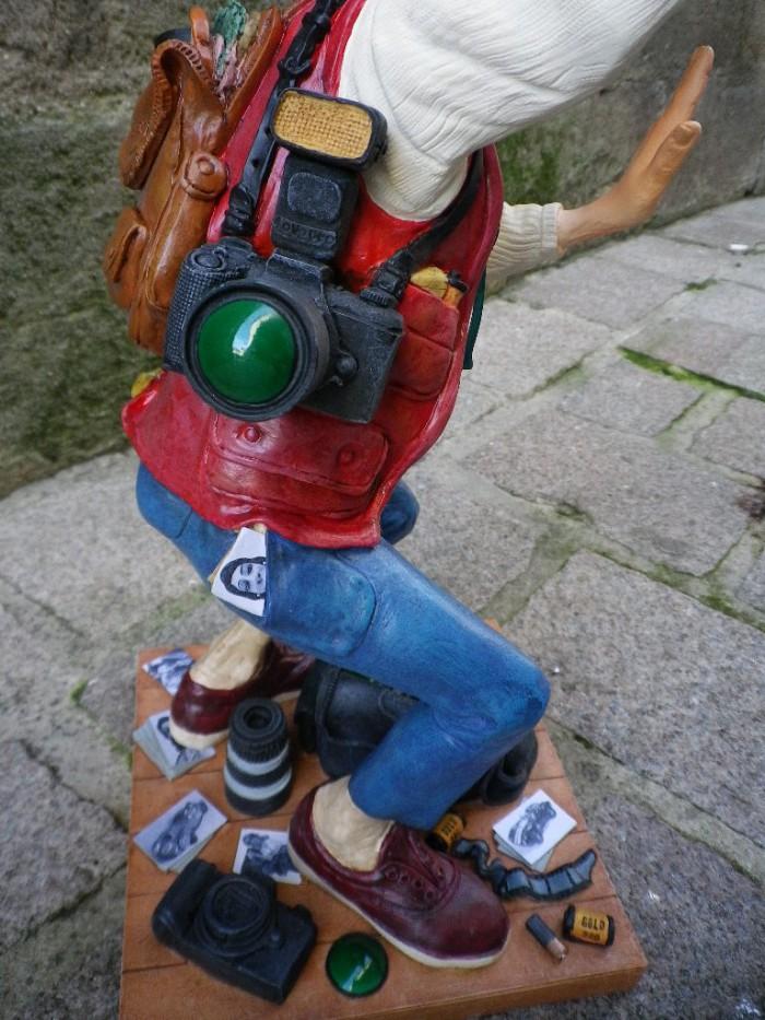 Figurine profisti le photographe boutique antan et n o for Statut photographe