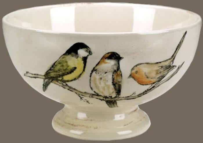 Coffret 4 bols oiseaux country corner boutique antan et n o brive la gaillarde - Country corner vaisselle ...