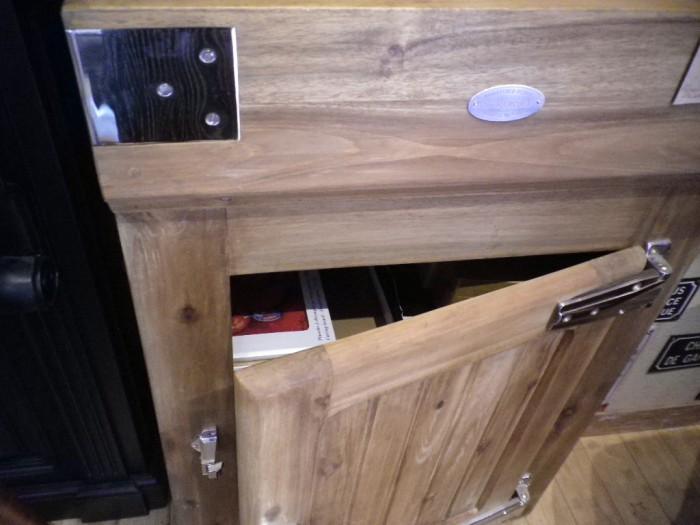 billot de boucher portes style glaciere fbf02l. Black Bedroom Furniture Sets. Home Design Ideas