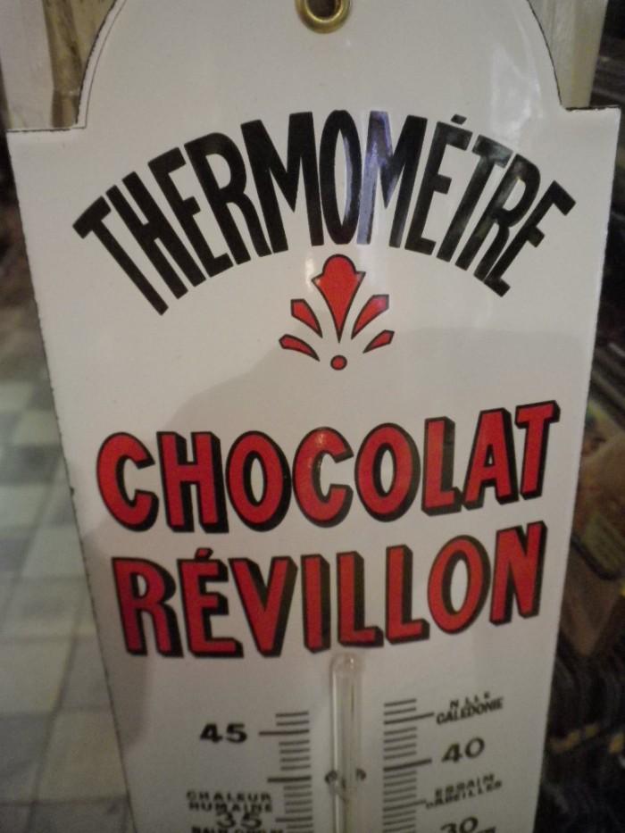 thermom u00e8tre email mm chocolat r u00e9villon antan et neo brive