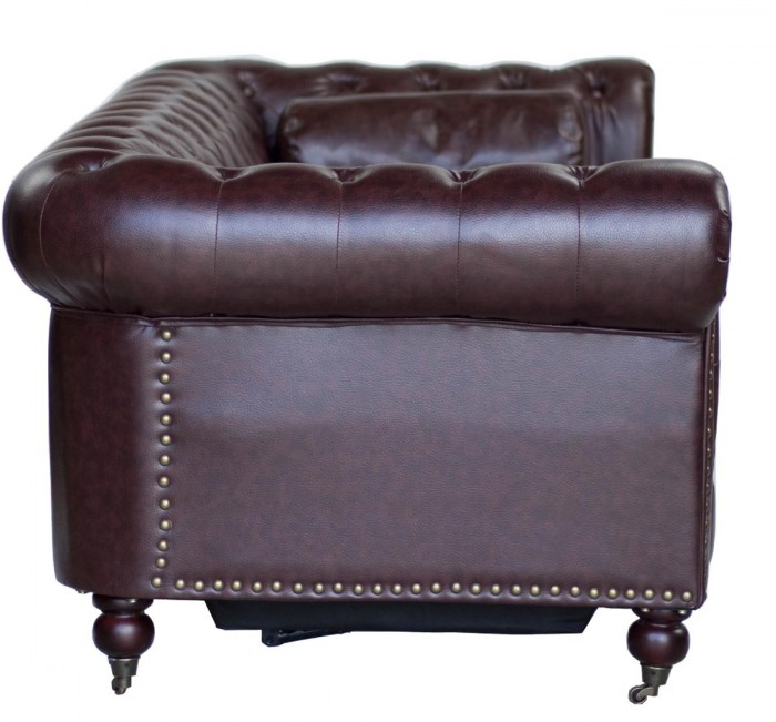 canape lit d appoint chesterfield cr05. Black Bedroom Furniture Sets. Home Design Ideas
