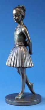 Figurine Sculpture Danseuse au Repos