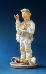 Figurine PROFISTI BRICOLEUR PEINTRE EN BATIMENT