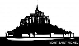 SKYLINE Mont Saint Michel