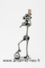 Figurine METAL HINZ & KUNST arbitre - SPORT