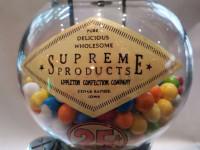 0000 - Antiquité Distributeur Chewing gum année 1942 USA