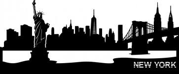 000000 - SKYLINE New York