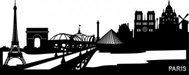 SKYLINE Paris Seine