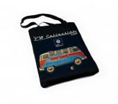 Sac Tot Bag Combi Volkswagen noir
