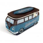 0000 - TROUSSE DE VOYAGE Combi Volkswagen BLEU ET MARRON - BUNE45