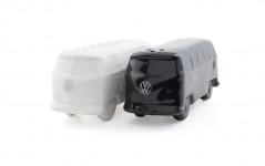 0000 - Saliere et Poivrier Combi Volkswagen Noir et Blanc BUPS03