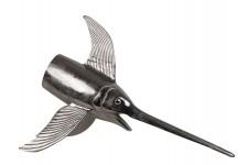 Décoration murale Espadon Sword Fish Aluminium - WD018
