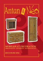 Catalogue De Mobilier de  Kercoet