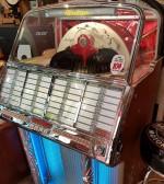 00000 - Antiquité  jukebox Wurlitzer Modele 1800 de 1955