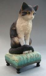 Chat Figurine  ESPIEGLERIES de Ronner Knip