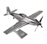 000000 Avion Maquette MUSTANG Métal  AP459 - AM - Aviation - Aéro