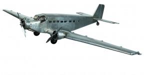 0000 - Avion Maquette JUNKER JU 52 Iron Annie Métal  AP454 - AM - Aviation - Aéro