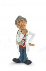 Figurine  LE MEDECIN - DOCTEUR Grand modele