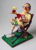 Figurine Guillermo FORCHINO Le Retraité GM