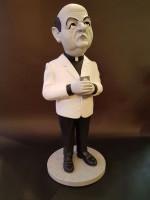 0000 -  Figurine Les Barbouzes - BERNARD BLIER - Jacky Samson