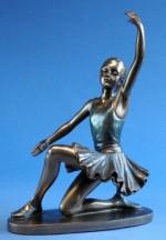 Figurine Sculpture Danseuse Finale - Opéra - Ballet - Danse Classique