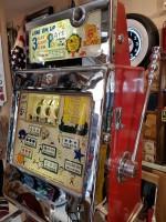 AAA - Antiquité USA Jackpot mecanique année 50  - Déco Industrielle vintage