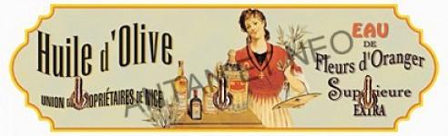 Accroche clef ou torchon m tal chocolat huile d 39 olive for Garage peugeot espelette
