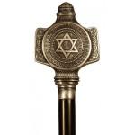 Canne de Collection ROI SALOMON ROI D ISRAEL