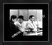 Photo encadrée du FILM Le clan des SICILIENS avec GABIN DELON ET LINO VENTURA