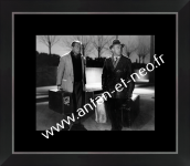 Photo encadrée du FILM LA TRAVERSEE DE PARIS avec BOURVIL  et GABIN