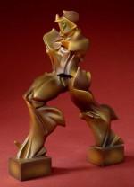 A - Figurine Boccioni l'Homme en mouvement