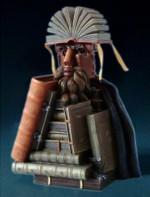 Figurine Arcimboldo Bibliothécaire GM