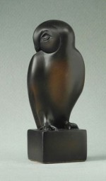 Figurine Pompon Grand Duc - PM