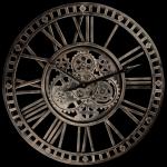 Horloge Murale a engrenage INDUSTRIELLE