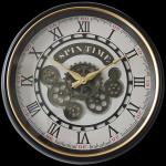 Horloge Murale a engrenage