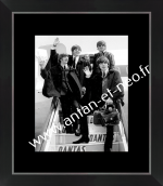 Photo encadrée des BEATLES