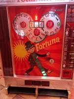 Antiquité Roulette de Comptoir Jeu de la Fortune - déco Industrielle vintage Authentique