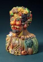 1AA - Figurine Arcimboldo L'Automne Vertumnus-Bis