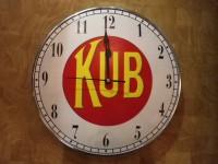 Horloge Publicitaire ANTAN ET NEO Kub modèle 2