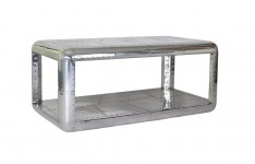 b64ba3973838d1 Table basse rectangle aluminium aviation - Avion - Aéro ALUTBB09R ...