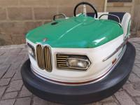 Antiquité Ancienne Voiture Auto Tamponneuse IHLE annee 1965 BMW
