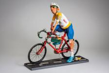 Figurine de Guillermo FORCHINO LE CYCLISTE Tour de france