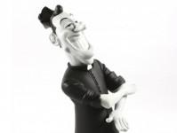 0000 Figurine DON CAMILLO - Caricature de Fernandel - Saint Emett