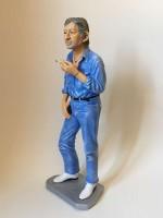 Figurine Gainsbarre Gainsbourg Par SAMSON