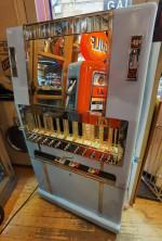 Authentique distributeur de cigarettes de marque National - Déco USA  année 50